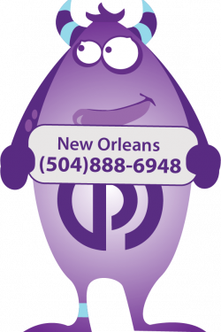 Character with New Orleans Phone Number